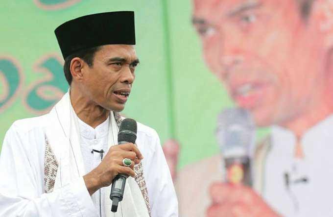 LSI: Pendukung Ustaz Abdul Somad Pilih Prabowo