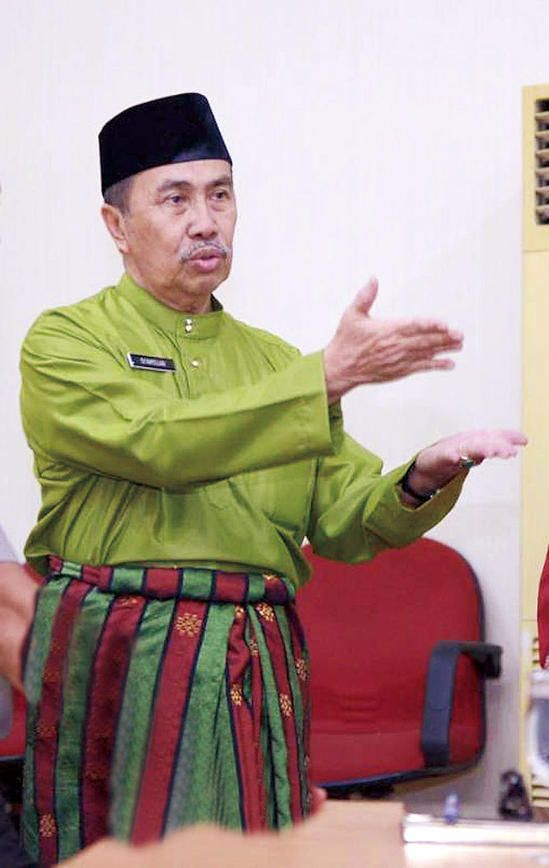 2020, UMP Riau Rp2.888.564