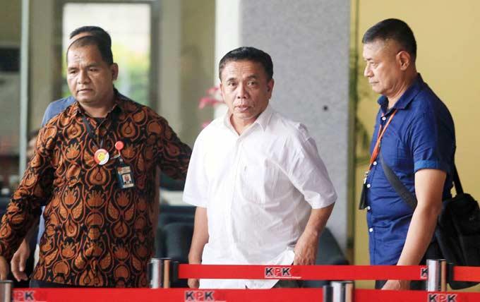 Gubernur Aceh Tersangka Suap Dana Otsus