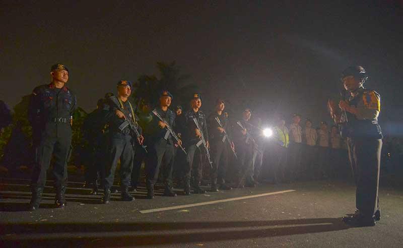 Tingkatkan Patroli Antisipasi Tawuran