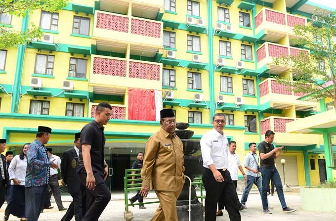 Riau Siap Jadi Embarkasi Haji Antara 2018