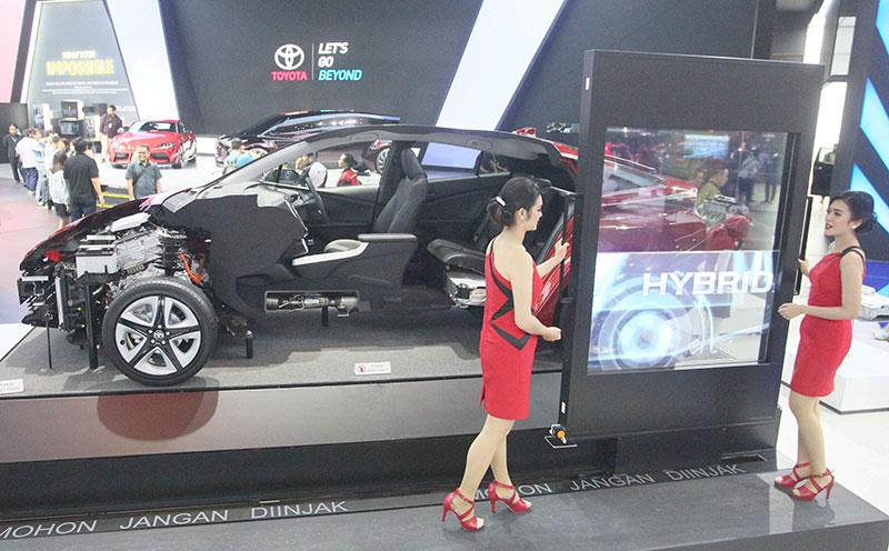 Toyota Kenalkan Konsep Hiace Berteknologi Otonom