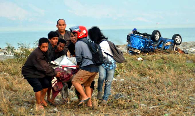 Sudah 410 Korban Meninggal Ditemukan
