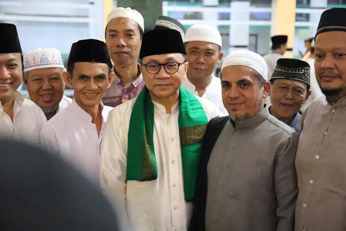 Zulkifli Hasan: Saatnya Muslim Bersatu