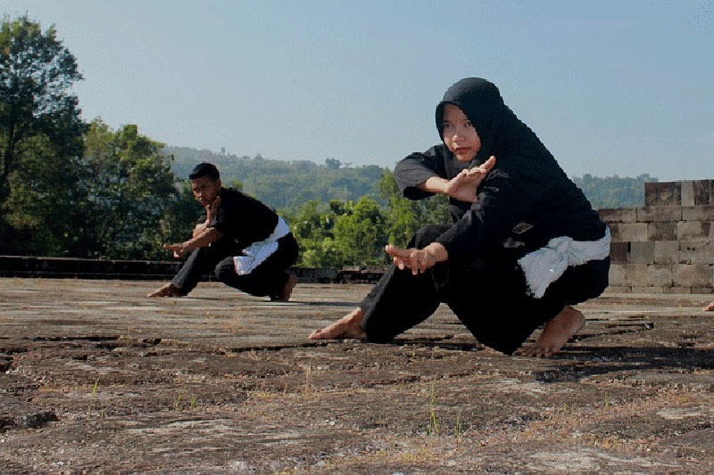 UNESCO Akui Pencak Silat Indonesia dan Silat Malaysia