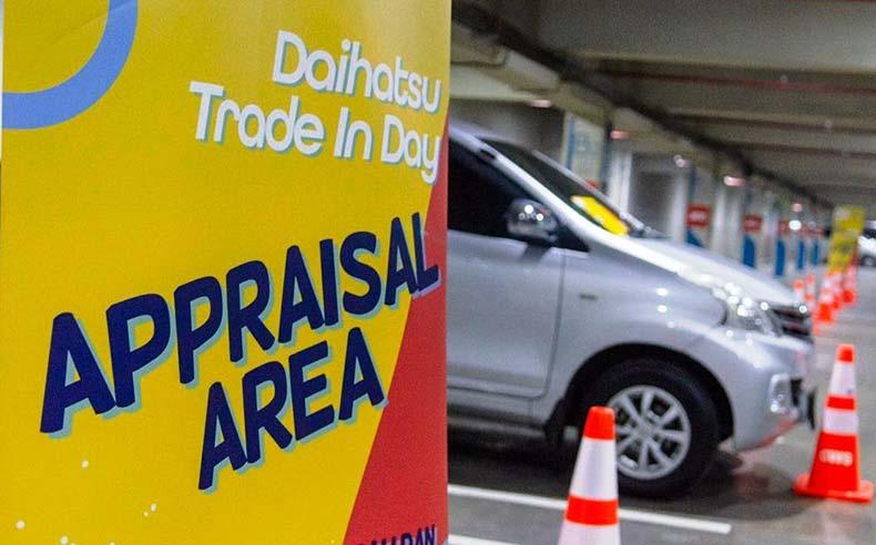 Daihatsu Hadirkan Program Spesial Tukar Tambah Mobil di Surabaya