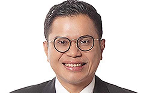 Pahala Jabat Direktur Keuangan Pertamina