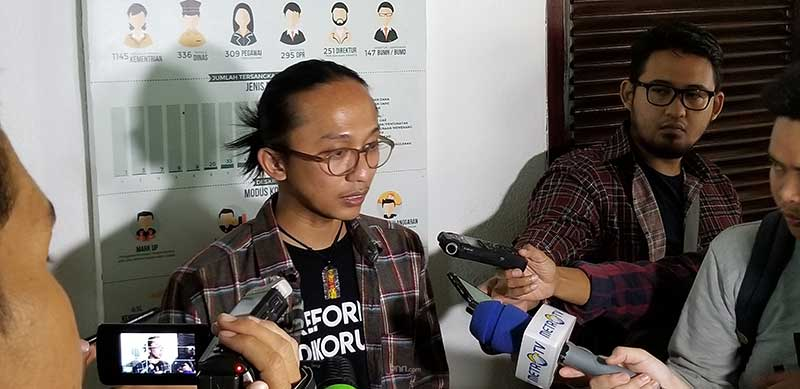 ICW: Polisi Terkesan Menutupi Dua Pelaku Penyiram Novel Baswedan