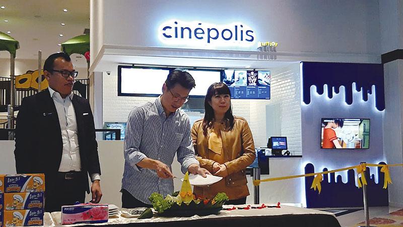Cinepolis Junior, Bioskop Anak-Anak Pertama di Pekanbaru