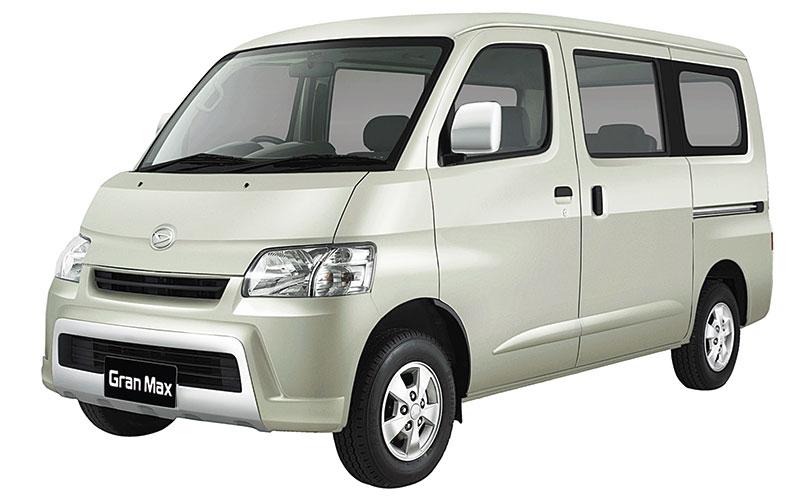 Daihatsu Tarik Ulang Gran Max 1,5 L dan Luxio