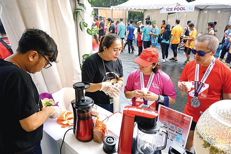 Sharp Indonesia Dukung Gaya Hidup Sehat
