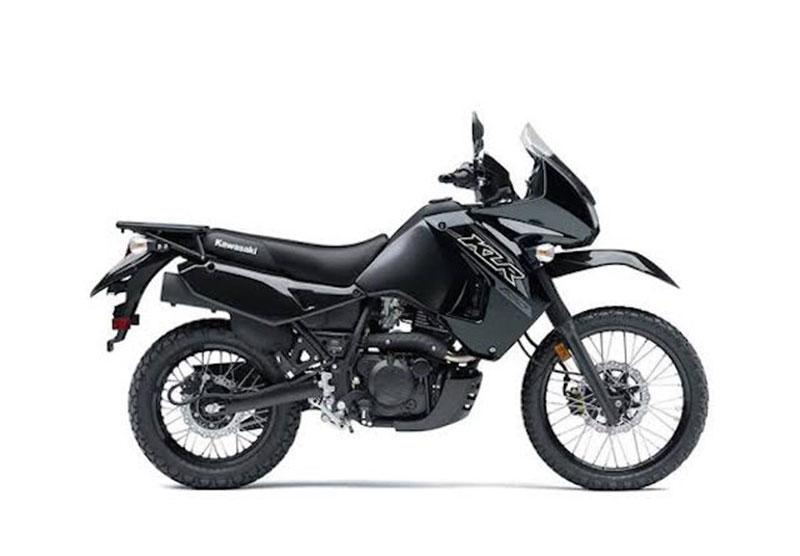 Kawasaki Siapkan Lahirnya KLR 700 CC