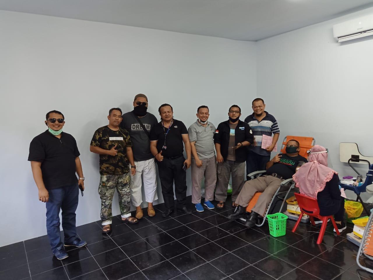 Kontribusi Komunitas Santri Riau Atasi Krisis Darah di Pekanbaru