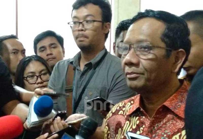 Menhan Korsel Temui Mahfud MD dan Prabowo