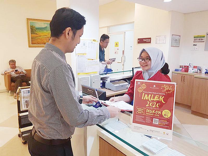 Medical Check Up Diskon Sesuai Umur