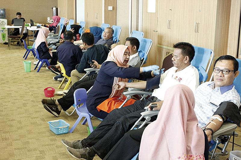 Setetes Darah Sangat Berarti bagi Kehidupan Orang Lain