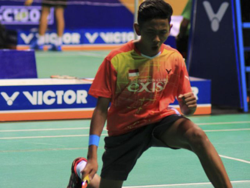Sikat Unggulan 1-4 Asal India dan Thailand, Tunggal Indonesia ke Final