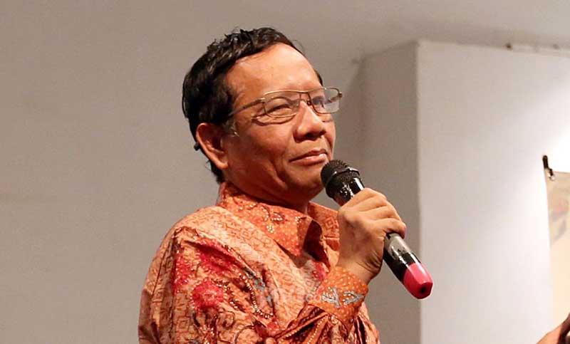 Respons Mahfud MD Atas Penangkapan Penyerang Novel
