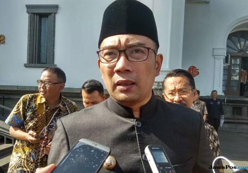 Tentang Sunda Empire, Ridwan Kamil Sebut Banyak Orang Stres