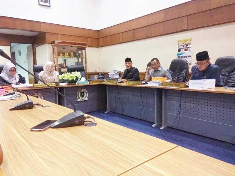 Komisi III Rekomendasikan Penutupan Aryaduta