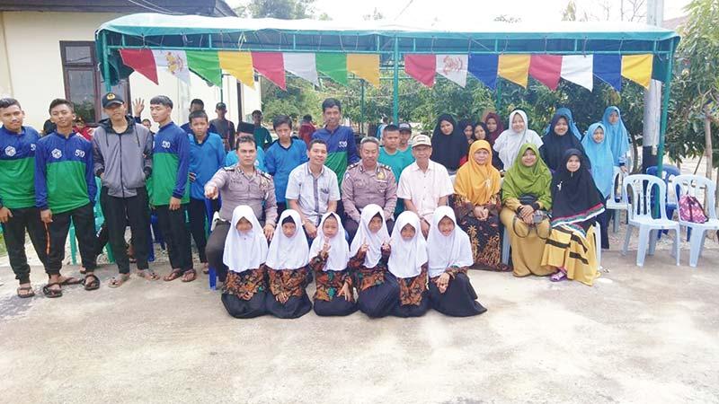 Ratusan Anak Panti Asuhan Ikut Jambore