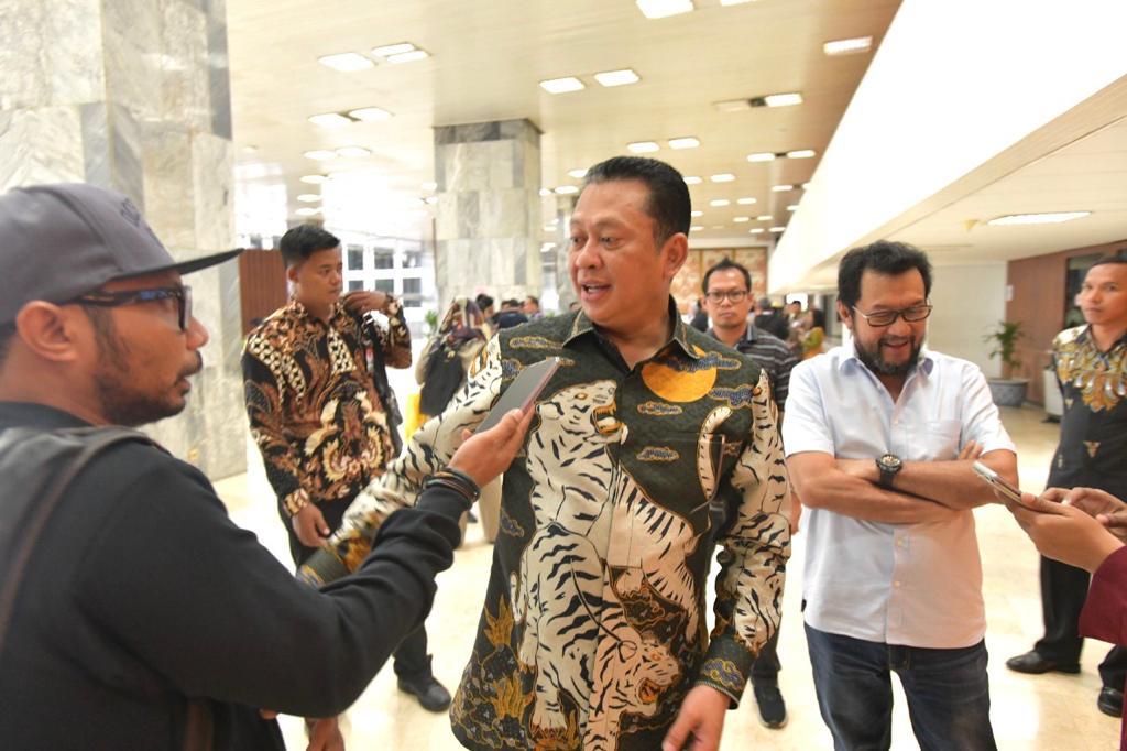 Ketua MPR RI Bamsoet Ingin Pancasila Mendunia