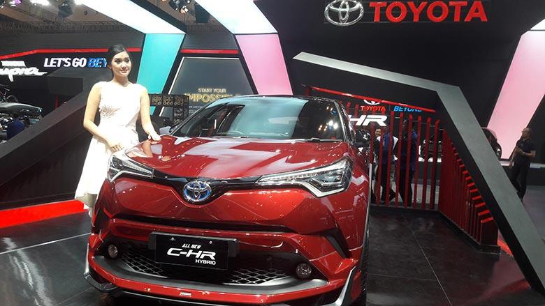 Lima Alasan Mengapa mesti Menggunakan Toyota Hybrid