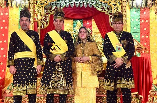 Ingatkan Jokowi ketika Dilantik