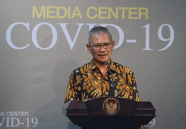 Kasus Positif Baru di Riau Bertambah Tiga Orang