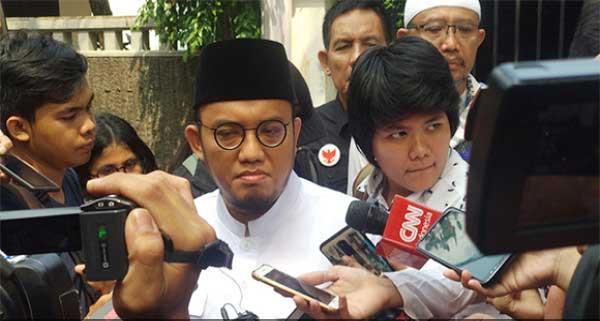 Soal Nasib FPI, Cuit Dahnil Sangat Naif Jika Dibilang Tidak Pancasilais