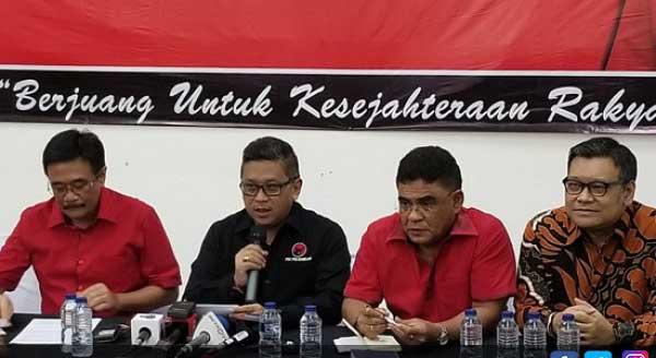 Pembentukan Struktur DPD dan DPC, PDI Janjikan Jauh dari Politik Uang