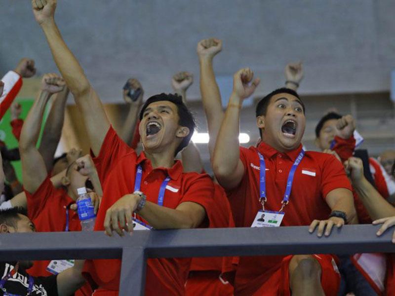 Investasi Tiga Tahun, Kunci Tim Indonesia Dulang Emas Perdana