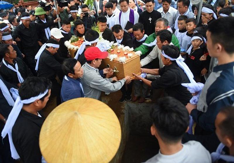 39 Jenazah di Dalam Truk Kontainer Tiba di Vietnam