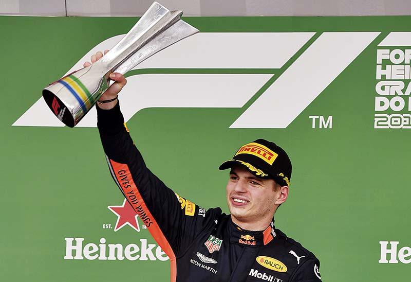 Bos Red Bull Bertekad Verstappen Jadi Juara Termuda