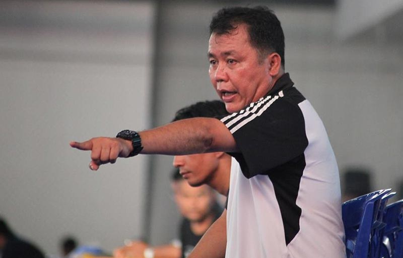 Raih Seri, Pelatih Semen Padang Ucap Alhamdulillah
