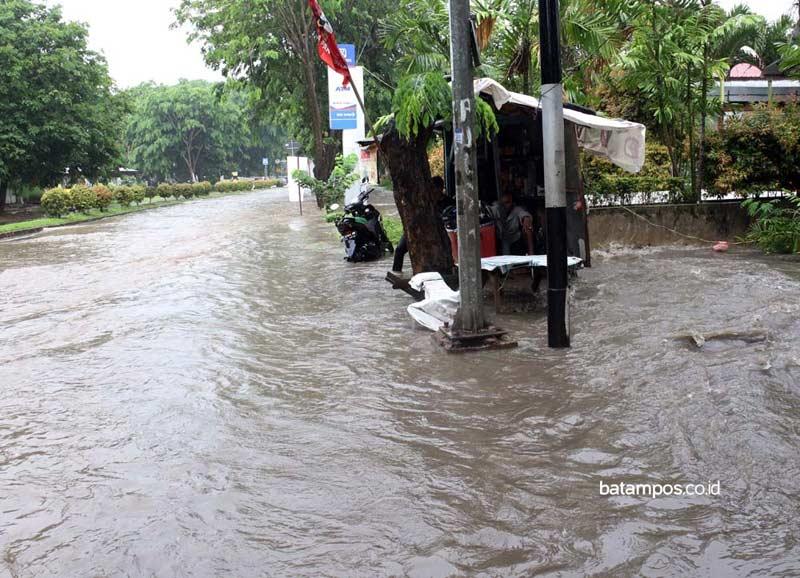 Batuaji Kembali Dikepung Banjir