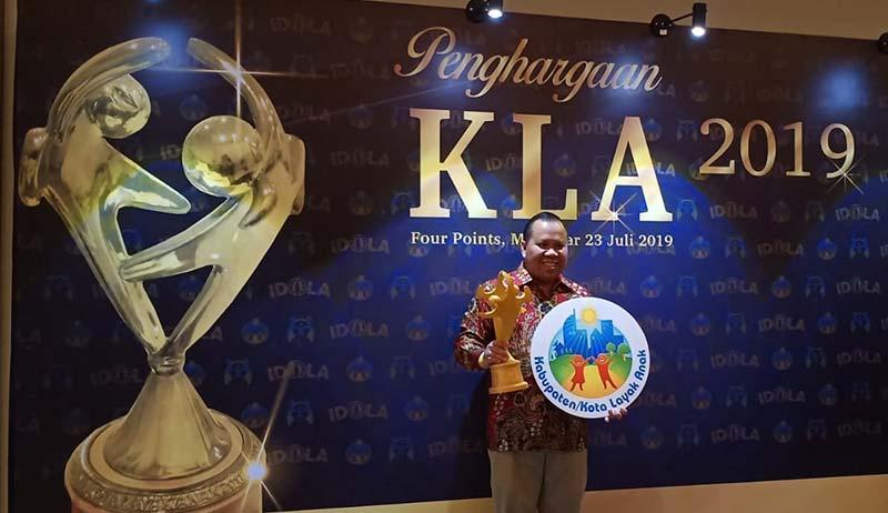 Meranti Berhasil Cetak Generasi Unggul lewat Kabupaten Layak Anak