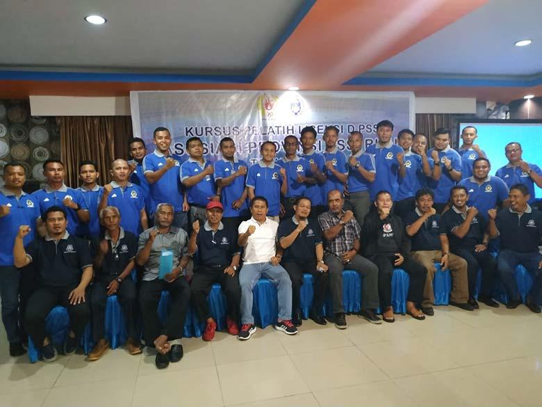 PSSI Riau Cetak Pelatih Lisensi D
