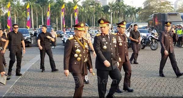 Naikan  Tunjangan Polri dan TNI 100 Persen, Tito Bisa Minta Langsung ke Presiden Jokowi
