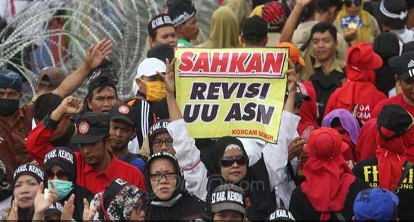 Revisi UU ASN, Honerer K2 Sudah Tahukah?