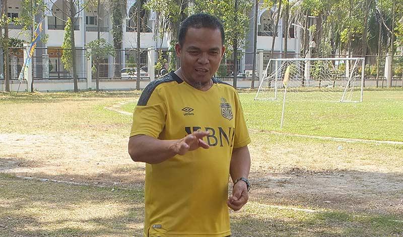 Asprov PSSI Riau Tetapkan Miskardi Pelatih Porwil
