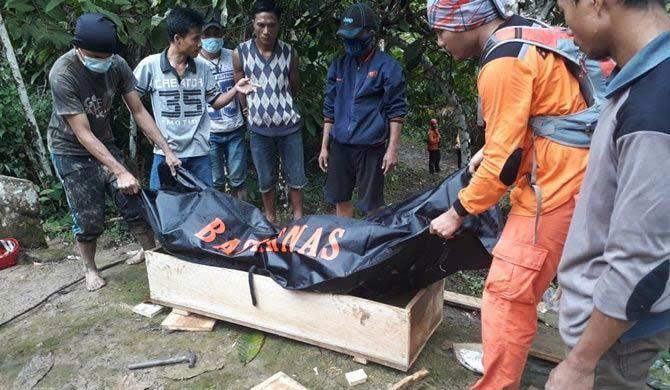 Korban Ketiga Longsor Nisel Ditemukan