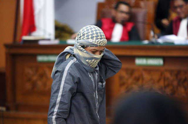 Terlibat JAD, Dua Kali Ditangkap Tak Buat Bripda Nesti Kapok