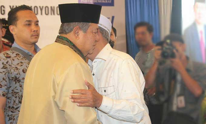 SBY Ingatkan Kepala Pemerintah Aceh Harus Adil