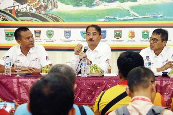 2019, Tour de Singkarak Lintasi Mandeh dan Jambi