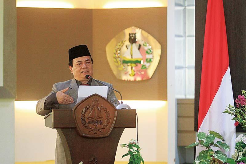 Dr Junaidi Rektor Unilak, Percepat Unilak Unggul