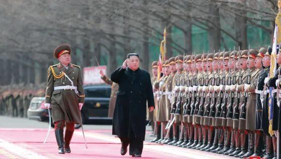 Kim Jong-un Perkuat Militer Tak Terkalahkan