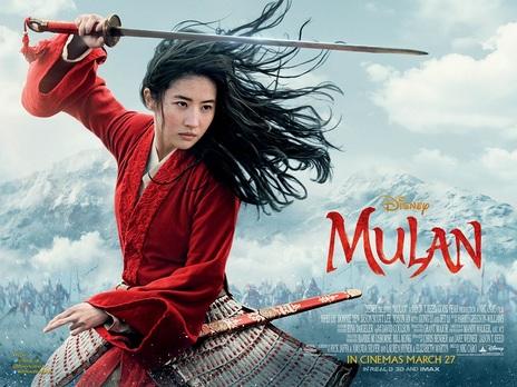 Film Mulan Akan Tayang Gratis di Indonesia