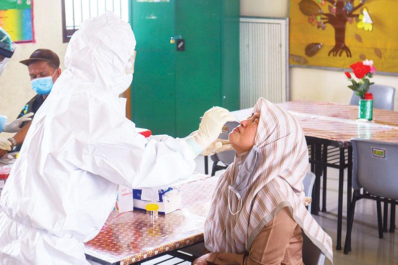 Satu ASN Pemprov Riau Dikabarkan Positif Covid-19