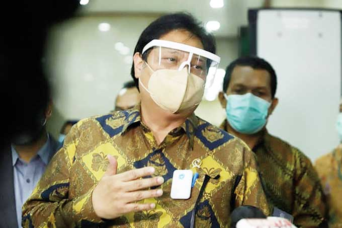 Riau 5 Besar Penyumbang Kasus Aktif